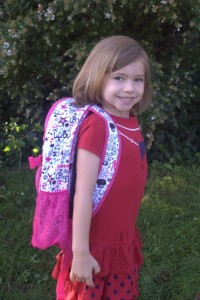 Molly's First Day of School